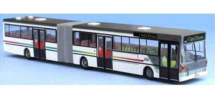 Train électrique : RIETZE RIE69810 - Autocar MB O 405 G SAINT ETIENNE