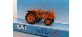 SAI 951 - Tracteur agricole Renault D22 (1956), orange