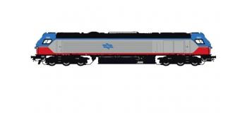 SUDEXPRESS SUI140113DC -  Locomotive diesel Euro4000 Israel Railways n° 1401 DC