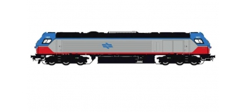 SUDEXPRESS SUI140113AC -  Locomotive diesel Euro4000 Israel railways n° 1401 AC Digital