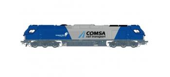 SUDEXPRESS SCMSA00313ACS -  Locomotive diesel Euro4000 COSMA n° 335.003 AC Digital Sound