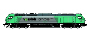 SUDEXPRESS SUA400112AC -  Locomotive diesel Euro4000 Demonstrator Inno Trans 2008  n° 4001 - AC digital