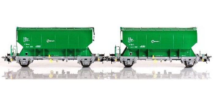Sudexpress 570143212 Set 2 wagons