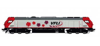 SUDEXPRESS SUVF401713AC - Locomotive diesel Euro4000 VFLI n° E4017 - AC digital
