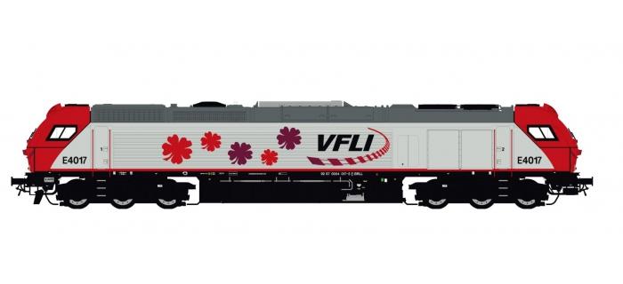 SUDEXPRESS SUVF401913DC - Locomotive diesel Euro4000 VFLI n° E4019 - DC