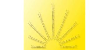 Train électrique : Longueur du fil 196-218 mm