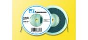 Cable pour modélisme ferroviaire : VIESSMANN VIE68603 - Fil électrique noir