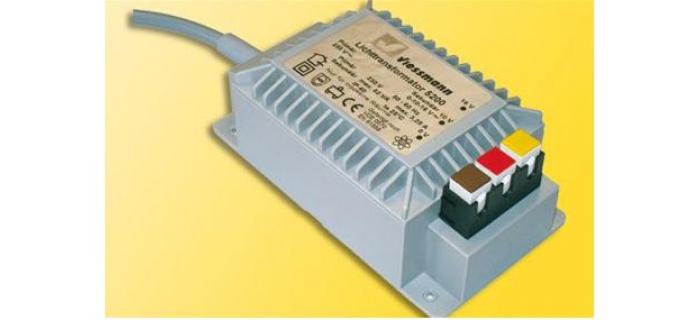 Transformateur pour éclairages et accessoires