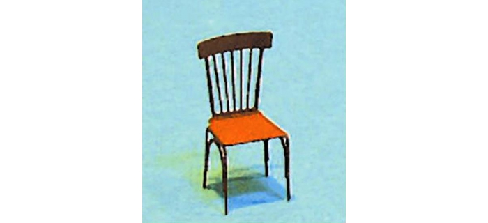 ABE207 - Chaises bistrot (4 pièces) - ABE