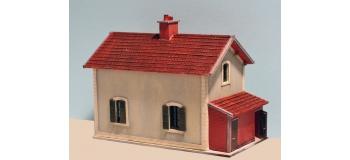 ABE332 - PN1 Maison de garde barrière ( avec aménagement et éclairage) - ABE