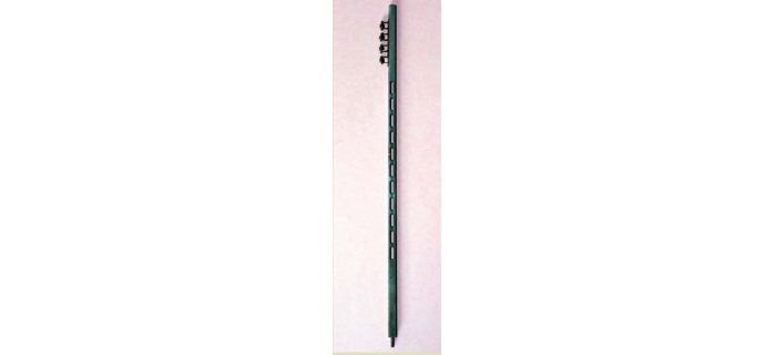 ABE359 - Poteau moyenne tension EDF ou SNCF ( 9 poteaux avec isolateur ) - ABE