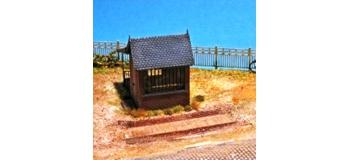 ABE0 227 - Cabane de pesée - ABE