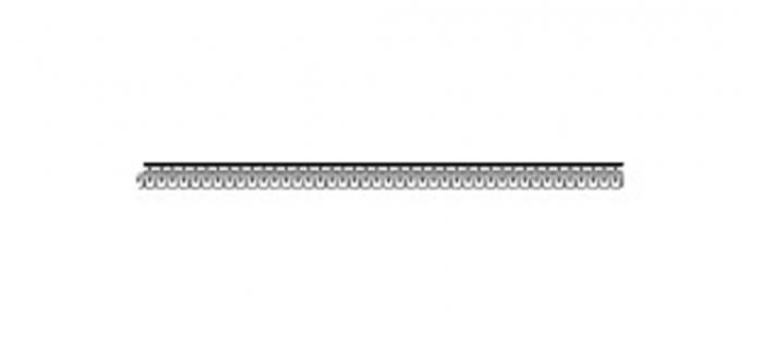 Modélisme ferroviaire : ABE125 - Bandeau de marquise de gare PLM