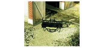 Train électrique : ABE20 - Chariot de lampiste