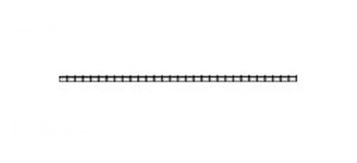 Modélisme ferroviaire : ABE210 - Tuile de rive