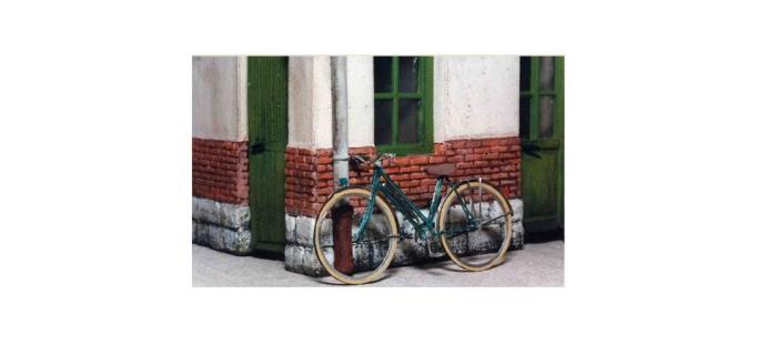 Modélisme ferroviaire : ABE247 - Assortiment de 5 vélos