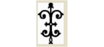 ABE27 - Ancre de cheminée