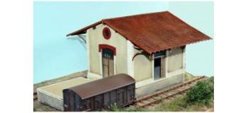 Train électrique : ABE341 - Hall à marchandises