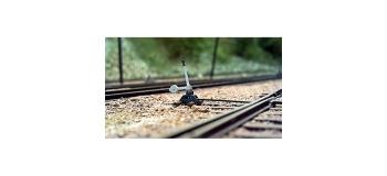 Modélisme ferroviaire : ABE380 - Leviers d'aiguilles x 4