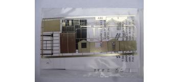 ABE812 - Cabane ou poste bas