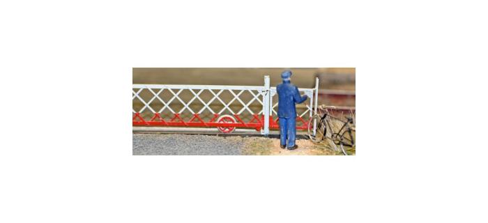 Modélisme ferroviaire : ABE - ABE831 - Barrières roulantes