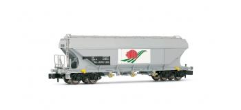 HN6191 - Wagon céréalier SNCF à faces planes COOPERL - Arnold