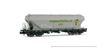 HN6210 - Wagon céréalier «Transcéréales»  à parois planes, SNCF - Arnold
