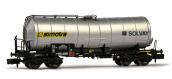 HN6397-4 - Wagon citerne SNCF, SIMOTRA SOLVAY - Arnold