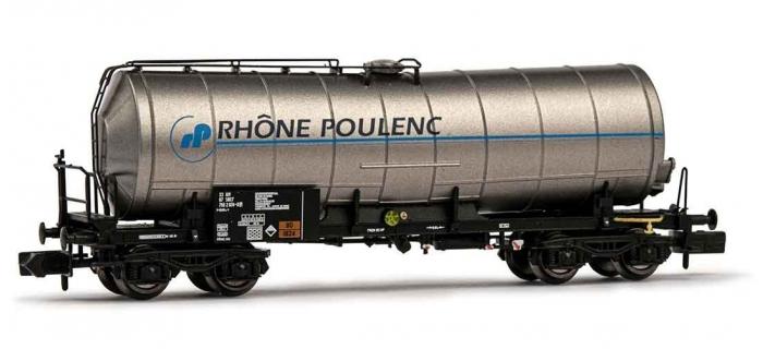 HN6397-5 - Wagon citerne SNCF, RHONE-POULENC - Arnold
