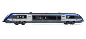 HN2478 - Autorail diesel X73630 SNCF, livrée TER petit logo bleu - Arnold