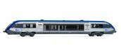 HN2480 - Autorail diesel X73570 SNCF, livrée TER petit logo orange - Arnold