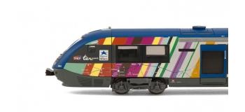 HN2101 - Autorail X 73904, SNCF, Alsace - Arnold