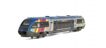 modelisme ferroviaire Arnold HN2101 Autorail X 73904, SNCF, Alsace