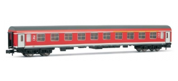 arnold HN4059 Voiture mixte 1ère/2ème classe ABom 222
