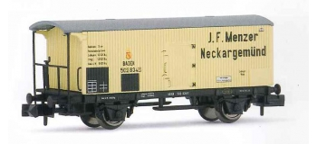 HN6075 Wagon isotherme, transport de vin
