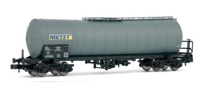 ARNOLD HN6134 Wagon citerne Millet, SNCF TRAIN ELECTRIQUE N