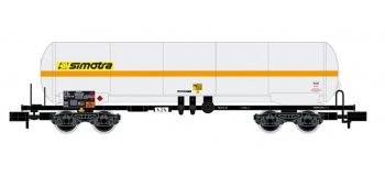 Modélisme ferroviaire : HORNBY HN6387-3 - Wagon citerne SNCF