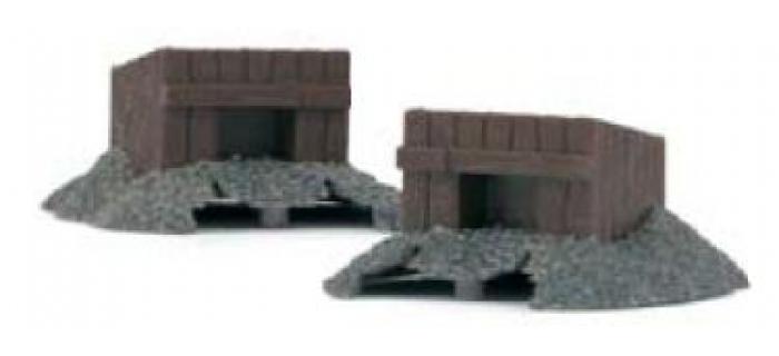 Arnold HN8035 Heurtoirs anciens (lot de 2 pièces)