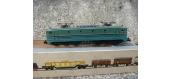 Modélisme ferroviaire : ARNOLD HN0237 - Locomotive diesel CC7107