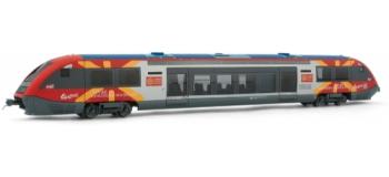 Autorail X73582 Languedoc-Roussillon SNCF