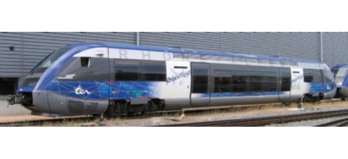 ARNOLD HN2100 Autorail X73712 Rhône-Alpes SNCF
