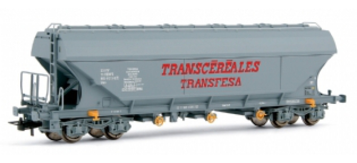 Wagon de grande capacité pour le transport de marchandises en vrac