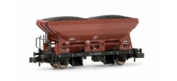 modelisme ferroviaire ARNOLD HN6088 Wagon trémie type Otmm 70 DB