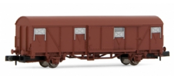 Wagon couvert  Gbs252 DR
