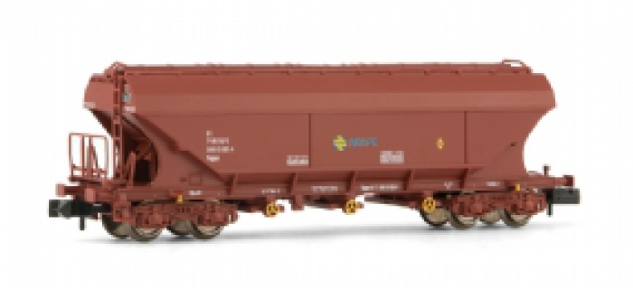Wagon trémie de la RENFE