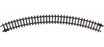 Arnold HN8007 Rail courbe 222mm, 45°