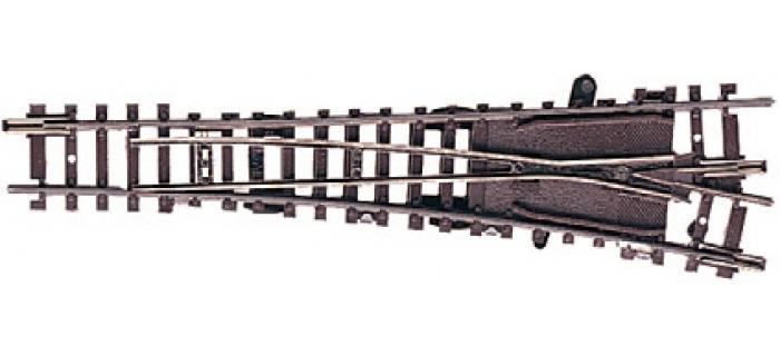 Arnold HN8014 Aiguillage droite manuel 111mm, 15°