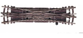 Arnold HN8017 Traversée jonction double manuel 111mm, 15°