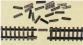 Arnold HN8029 Eclisses métalliques pour rail, 10 pièces