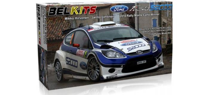 BEL002 - Ford Fiesta S2000 M.Carlo 2010 - Belkits